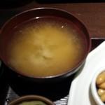 52138736 - 味噌汁