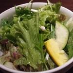 52138745 - 野菜サラダ