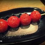 炭火焼鳥 縁 - プチトマト