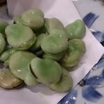 大助 - 空豆