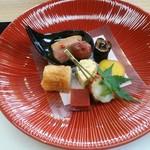 日本料理 椿 - 前菜