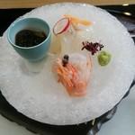 日本料理 椿 - お刺身