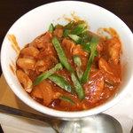 ムガルキッチン - チキンジャルピアジィ