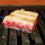東京焼肉 - 特選シャトーブリアン