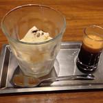 コーヒーマン - アフォガード 600円