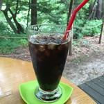 森のカフエKISEKI - アイスコーヒー 550円(税抜)