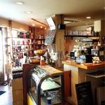 コーヒーマーケット - 店内
