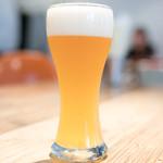 さかづき Brewing - 2016.6 ヴァイツェン(540円)