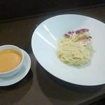 52142111 - オマール海老つけ麺 2016.6月