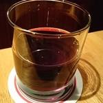 シーサーラウンジ - ドリンク写真:GABU飲みワイングラス