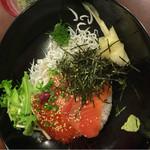 かいしま - 3色丼