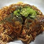 てる - 料理写真:青唐辛子トッピング肉玉そば