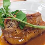 つばめキッチン - 豚ロースのペッパーステーキ【2016年2月】