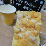 イオンドリップカフェ - マンゴー&マンゴー