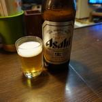つるやII - 瓶ビール♪