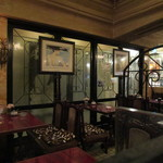 カフェ・ド BGM - 昭和の洋館な雰囲気も