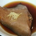 お食事処 味波季 - カレイ煮付