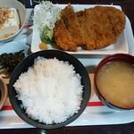 居酒屋 千 - 本日の500円ランチ