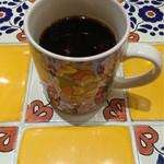 チチカカ ムンド - 日替わりコーヒーも中南米産 この日はグアテマラだったかな