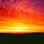 とみたメロンハウス - トマム雲海テラス  日の出前