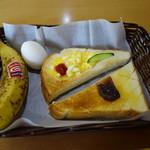 さが野 - 料理写真:2016.06 モーニングサービス(350円)
