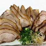 肉のサカタ チャーシュー しんちゃん - 脂身あり 200g