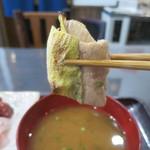 湘南わだち - 魚のあらリフトアップ