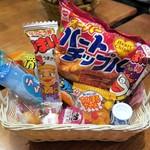 人形町駄菓子バー - 本日のアテ