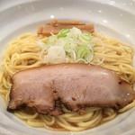 麺家 喜多楽 - 名古屋コーチンの鶏油そば
