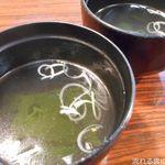 焼肉 和 - スープ