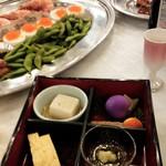 福寿山魚捨 - 料理写真:オードブル