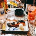 きみや - 塩鮭