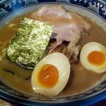 52160594 - ラーメン680円+味玉100円