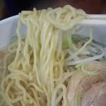 52164539 - らーめん(しょうゆ)麺UP