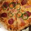 スマイルキッチン ピザダイナー - 料理写真:人気の昔ながらのミックスピザ