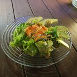 アジアンビストロDai - ずわい蟹とアボカドのサラダ