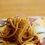 あんかけ家 - 麺リフト