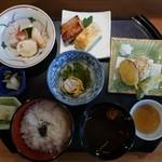松粂 - ミニ会席1000円