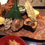 飛騨ともえホテル - 料理写真: