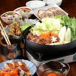 鶏亭 SaCURA - 鶏すき鍋