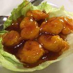 味香園 - 海老チリ