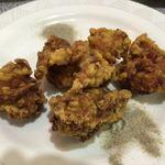 味香園 - 鶏のから揚げ