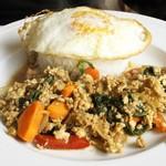 タイサラ タイ レストラン - ガパオガイ