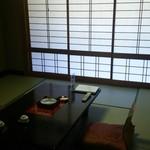 泉都 - また別の日に宿泊した時はこちらのお部屋。