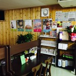 市場食堂 - 一人で来られたお客様にも優しいカウンターご用意してます!