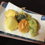 蕎澤 - 野菜天