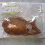 たい夢 - 20160612 ひやしたい焼き(カスタードホイップ) 160円
