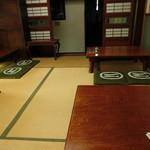 ふみくら茶屋 - 座敷