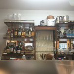 ブラッスリー ロノマトペ - キッチン