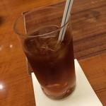 水たき玄海 - ウーロン茶